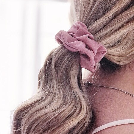 findthebeauty Pink Soft Scrunchie FOR SALE Link Thumbnail   Linktree