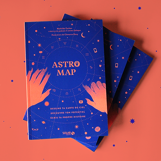 Commander Astromap (Fr only)