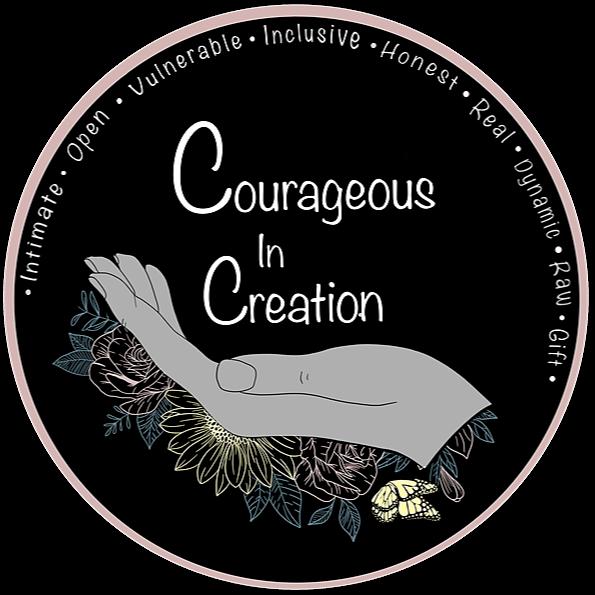 @Courageousincreation Profile Image | Linktree