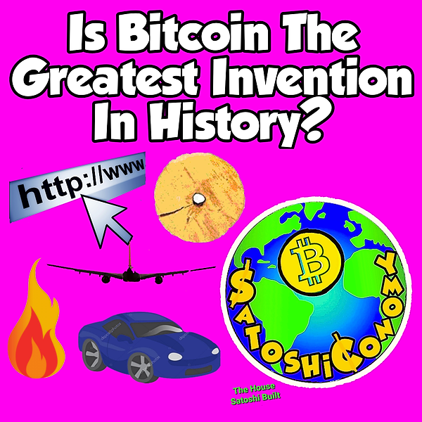@SatoshiConomy Is Bitcoin The Greatest Invention In History? (video) Link Thumbnail   Linktree