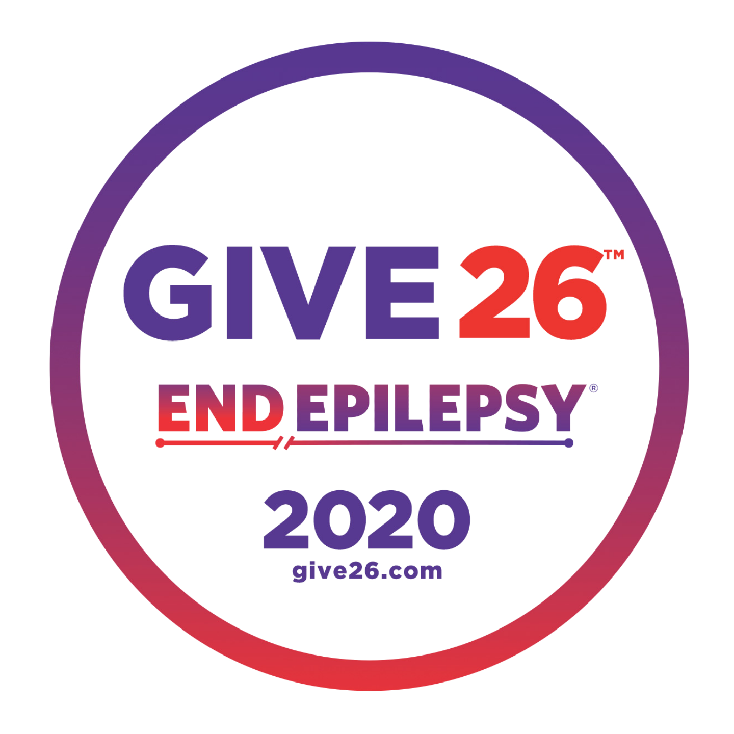 Epilepsy Foundation of America #Give26 Link Thumbnail | Linktree