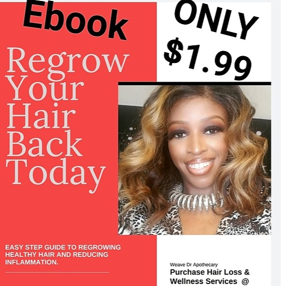@maneattractionz Buy Our Ebook on Hair Loss  $1.99😚😚 Link Thumbnail | Linktree