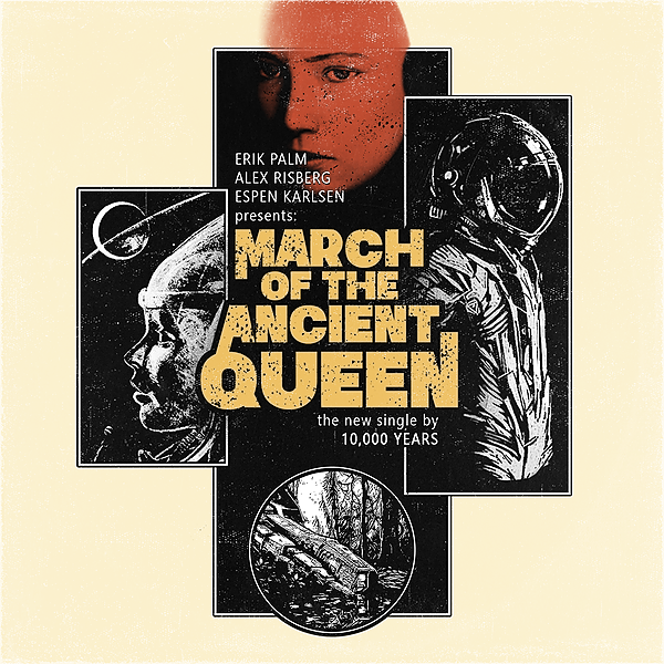 ***TRACK PREMIERE*** March Of The Ancient Queen