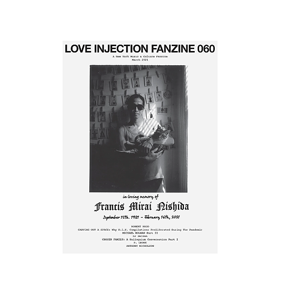 Love Injection Issue 60: Carving Out A Space: Why DIY Compilations Proliferated During The Pandemic