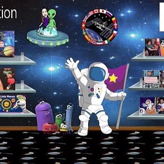 @RebeccaAllgeier Space Exploration Link Thumbnail | Linktree