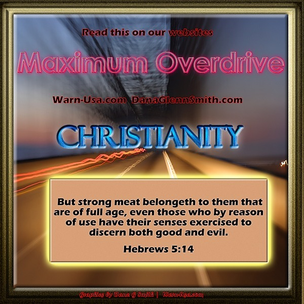 @WarnRadio 👀✨ Do not miss this Post: Maximum Overdrive Christianity  Link Thumbnail | Linktree