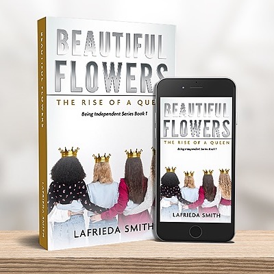 @AuthorLaFrieda 🌸Beautiful Flowers 🌸- Ebook and Paperback available Link Thumbnail | Linktree
