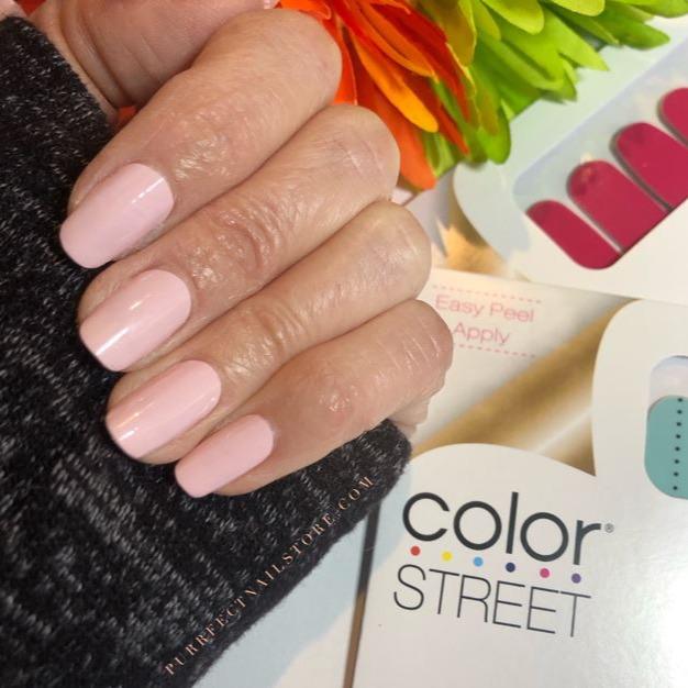 SHOP Buy 3, Get 1 FREE Color Street nail polish strips!