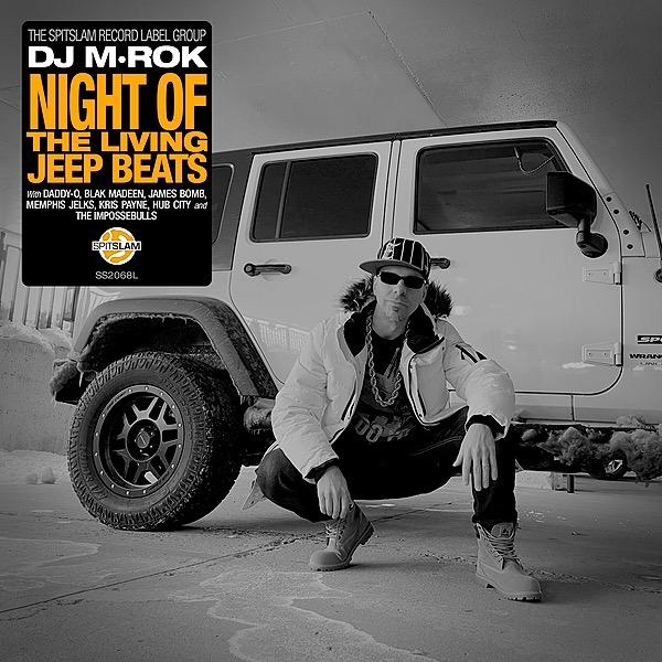 @djmrok Night of the Living Jeep Beats Link Thumbnail | Linktree