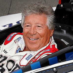 MARIO ANDRETTI Interview Watch Now