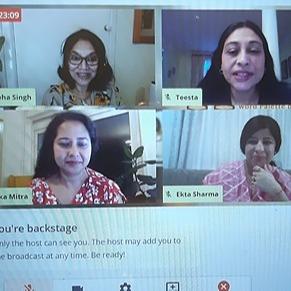 @BCPublishers She REFLECTS: Talk Show with Saleha Singh (Australia) Link Thumbnail | Linktree