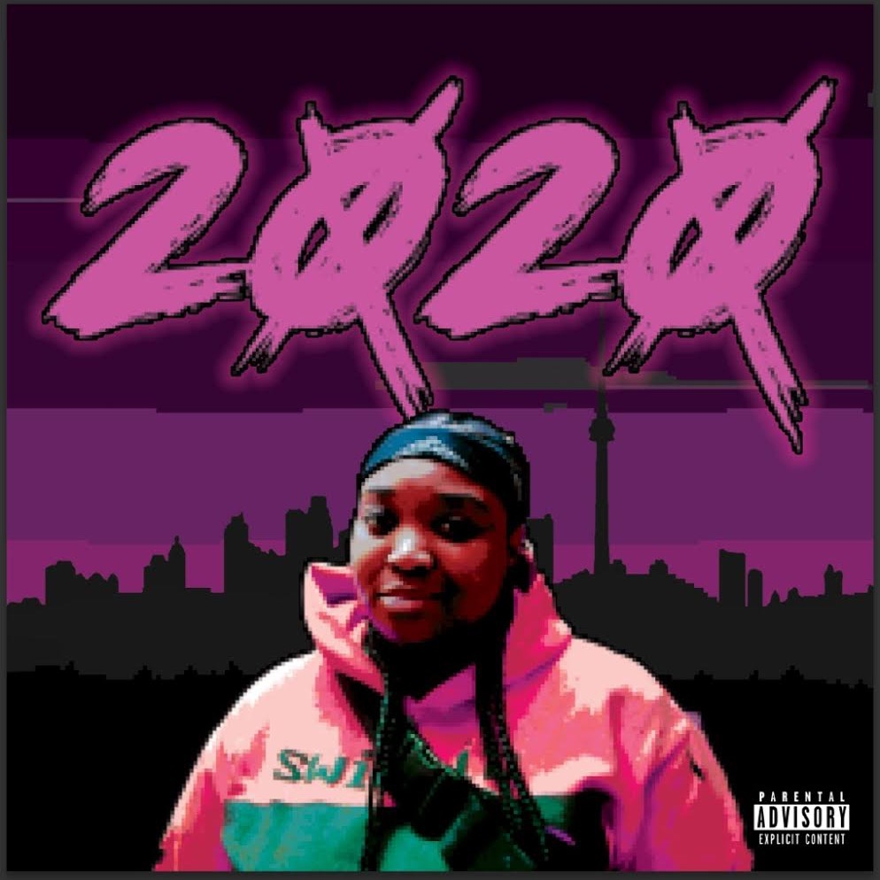 2020 - An Album by DijahSB