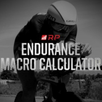 Endurance Macro Calculator!