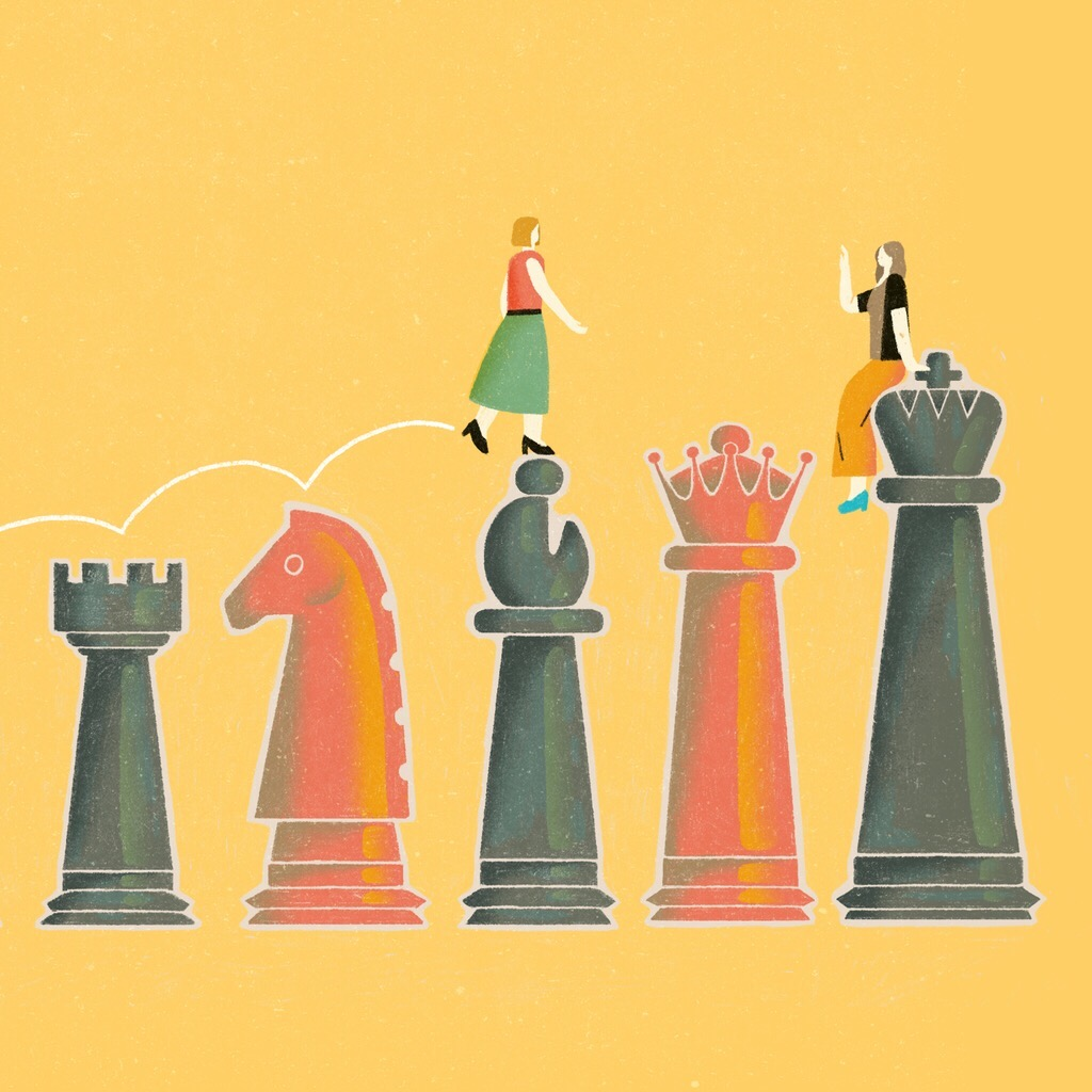 The Atlantic Befriending the Queen of Chess Link Thumbnail | Linktree