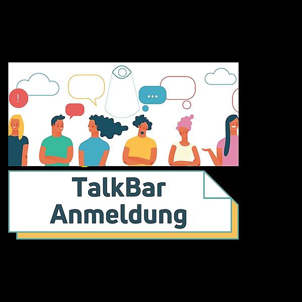 TalkBar Anmeldung