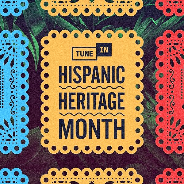 TuneIn Hispanic Heritage Month on TuneIn Link Thumbnail | Linktree