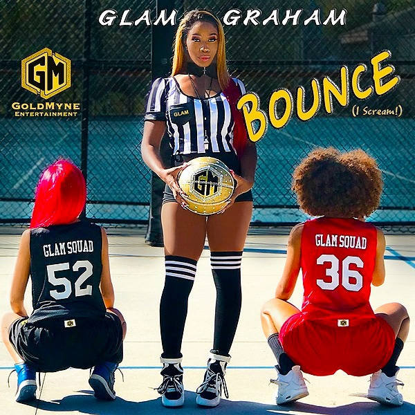 "👑 DJ Fury 👑 Glam Graham - ""Bounce"" Link Thumbnail | Linktree"