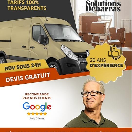 Solutions Débarras (Solutionsdebarras) Profile Image | Linktree
