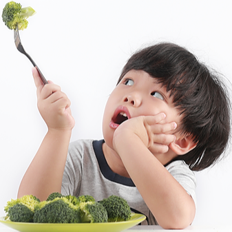 How to encourage your kids to eat a variety of vegetables in their diet