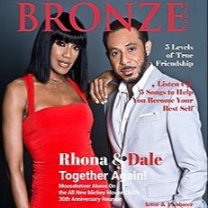 Bronze Magazine Cover Story w/ Rhona Bennett & Dale Godboldo - #MMC30