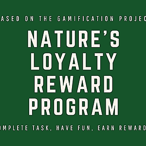 Nature on Uprise!#GrowWithUS Join Nature's Loyalty Rewards and Refferal Program | The Money Game Link Thumbnail | Linktree
