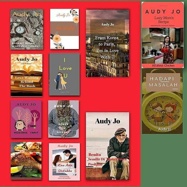 @audyjo E-BOOK SHOP Link Thumbnail | Linktree