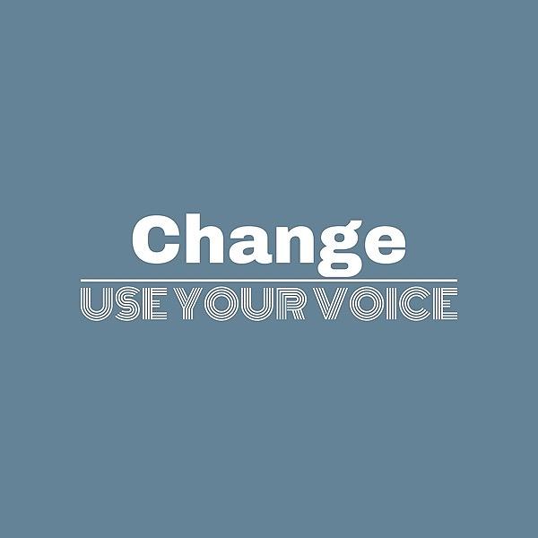 @change.useyourvoice Profile Image | Linktree