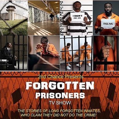 @2ndChanceTVProduction 2nd Chance Saves Forgotten Prisoners TV show   Link Thumbnail   Linktree
