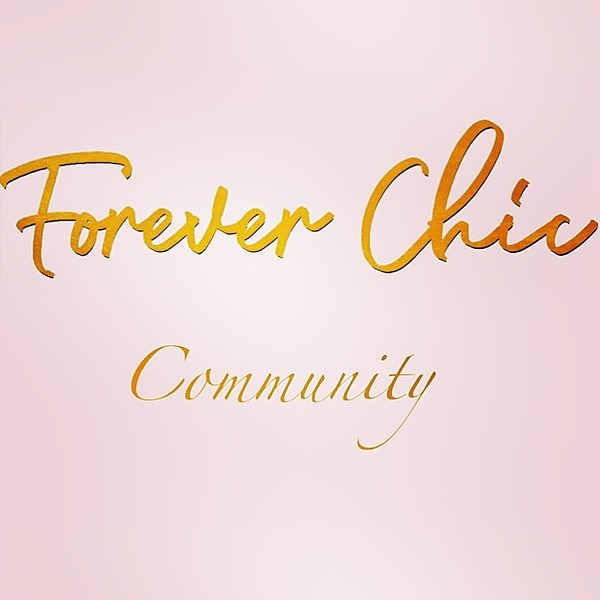 JOIN Our ➡️ Forever Chic COMMUNITY 🌸🌸🌸🌸🌸