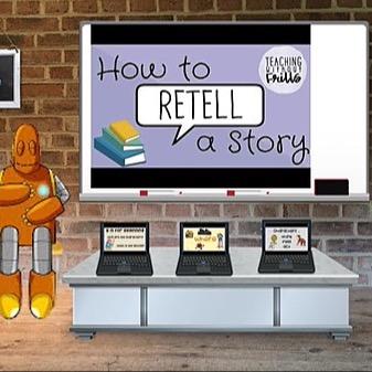 @RebeccaAllgeier Elements of a story - Character/setting/plot Link Thumbnail | Linktree