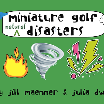 Miniature Golf Disaster Course *Science & Math