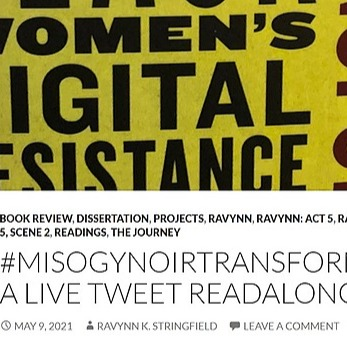 @moyabailey #MisogynoirTransformed Live Tweeted by Ravynn Stringfield Link Thumbnail | Linktree