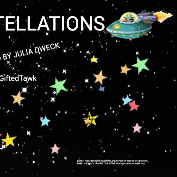 @GiftedTawk Constellations Jam *Great for Stargazers! Link Thumbnail | Linktree