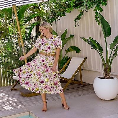 @featherandnoise SHOP 'Dresses' Link Thumbnail | Linktree