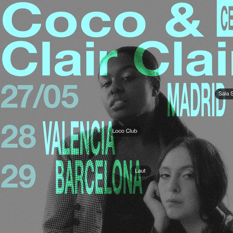 @cero.en.conducta Coco & Clair Clair en Madrid (Siroco) Link Thumbnail | Linktree