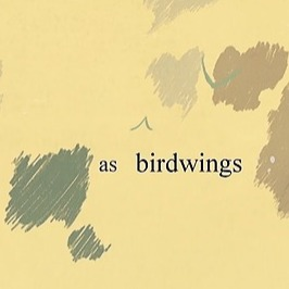 Amanda Tosoff Music Birdwings by Rumi – Animated Video Link Thumbnail | Linktree