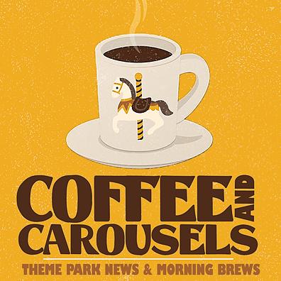 Christopher J. Beale coffee & carousels Link Thumbnail | Linktree