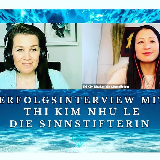 Erfolgs Interview - MY LIFESTORY -lern mich kennen!