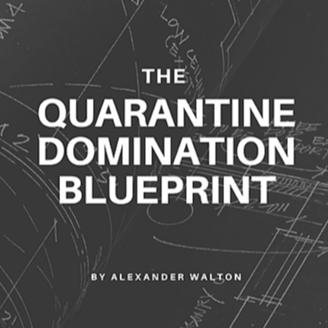 "FREE EBOOK | The ""Domination Blueprint"": Thrive In The Chaos"