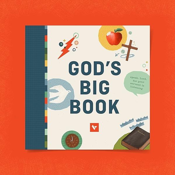 God's Big Book EP (tvcresources) Profile Image | Linktree