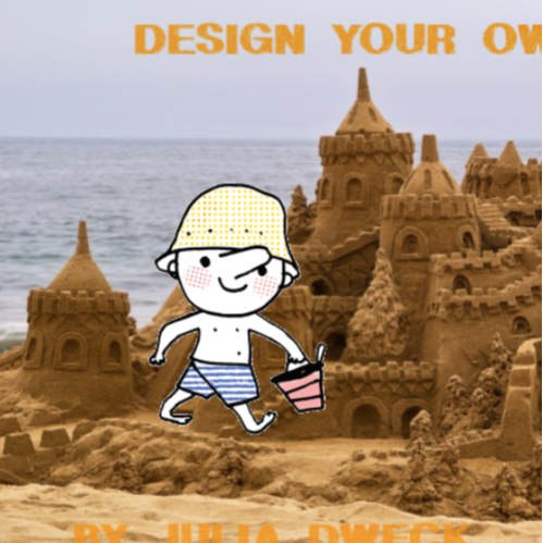 Build-A-Sand Castle *STEAMy fun!