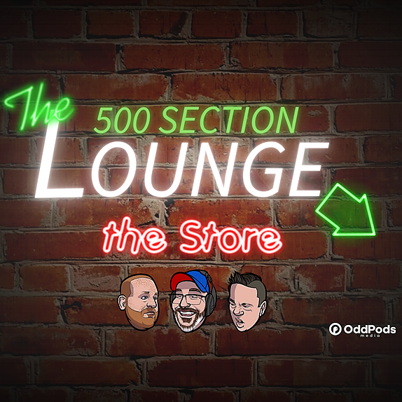 500 Section Lounge Podcast GRAB SOME MERCH! Link Thumbnail   Linktree