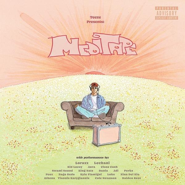 @TeezeMediTape my debut album 'MEDITAPE' Link Thumbnail   Linktree