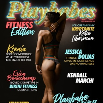 PLAYBABES SPECIAL EDITION - FITNESS