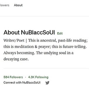 NuBlaccSoUl (nublaccsoul) Profile Image   Linktree