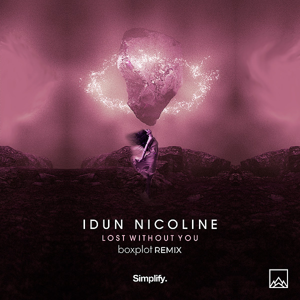 Idun Nicoline - Lost Without You (Boxplot Remix)