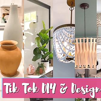 Vishion The BEST TikTok DIY and Interior Design Tips Link Thumbnail | Linktree