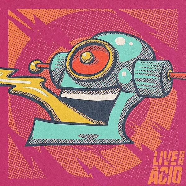 @liveonacid Profile Image | Linktree