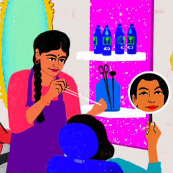 @kneethee CNN Style: How South Asian-owned threading salons in the US became a space for community Link Thumbnail   Linktree