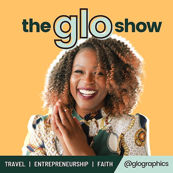 Glo Atanmo The Glo Show Podcast on Apple Link Thumbnail   Linktree
